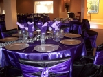 New Mt. Zion Church Event Hall  De'Cor by Cohen's Events