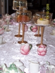 TEA PARTY  GIVEN FOR MRS. EWC AND HER ROYAL COURT FOR 2009-2010 / GIVEN BY MRS. BRENDA HARRIS